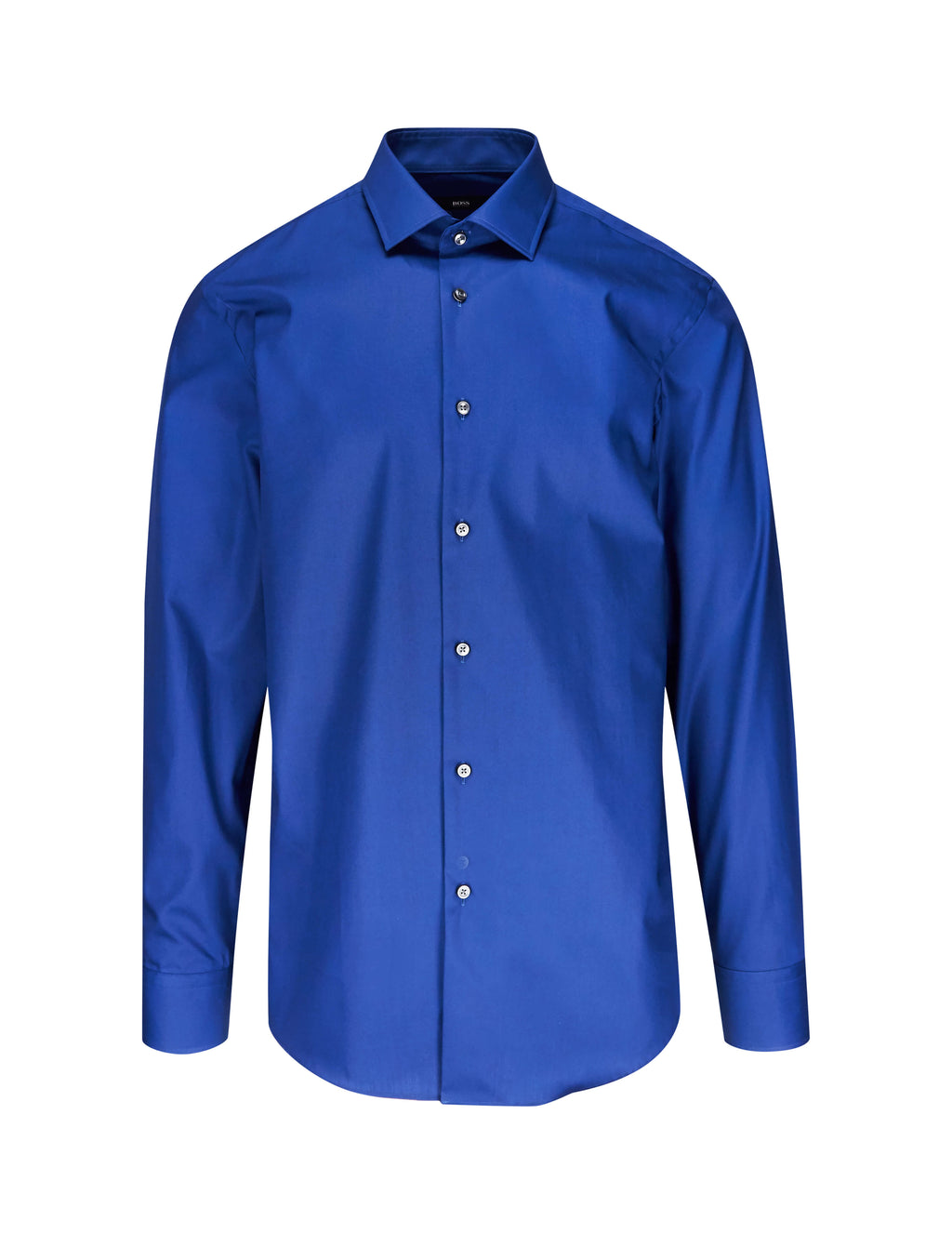BOSS Men's Giulio Fashion Navy Jenno Shirt 50404877419