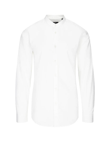 BOSS Men's Giulio Fashion White Jorris Shirt 50410349100
