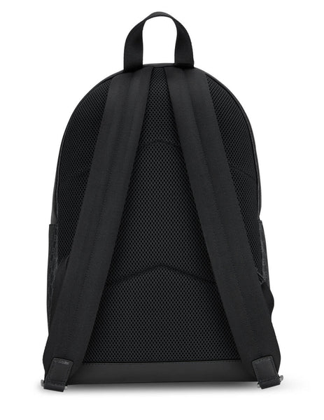 BOSS Men's Black Metropole M Backpack 50445897 001