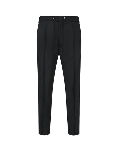 BOSS Men's Giulio Fashion Black Phil Drawstring Trousers 50422712 001