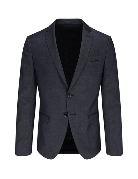 BOSS Men's Giulio Fashion Dark Blue Reymond/Wenten Suit 50426924 402