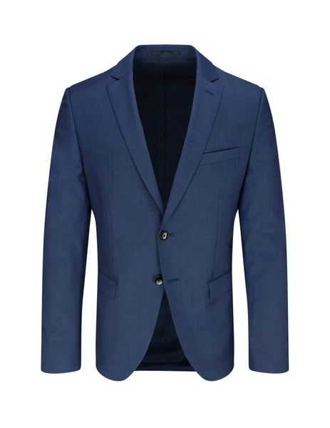 BOSS Men's Giulio Fashion Open Blue Reymond/Wenten Suit 50434009 473