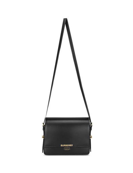 womens burberry grace crossbody bag in black 8011972A1189