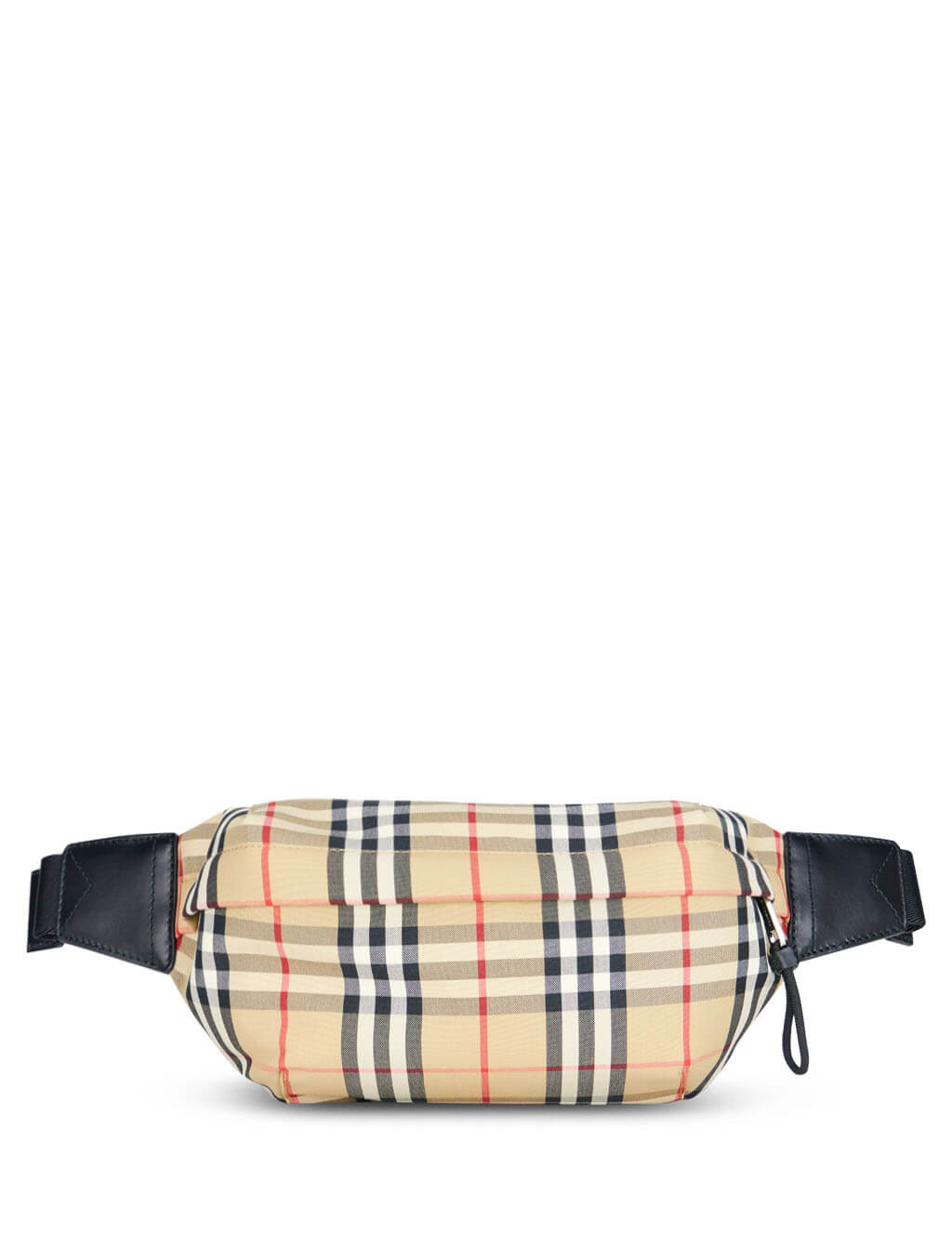 Burberry Men's Beige Vintage Check Bonded Belt Bag 8010430A5373
