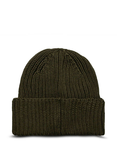 C.P. Company Men's Giulio Fashion Rosin Goggle Knitted Hat MAC239A005509A678