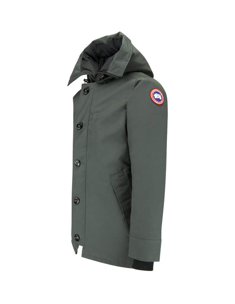 Canada Goose Men's Go Fashion Grey Chateau Parka 3426MNF66