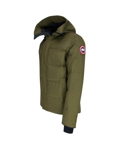 Canada Goose Men's Military Green MacMillan Parka 3804M49