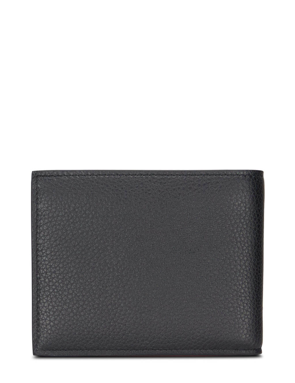 Christian Louboutin Black/Red Coolcard Wallet 3195052H734