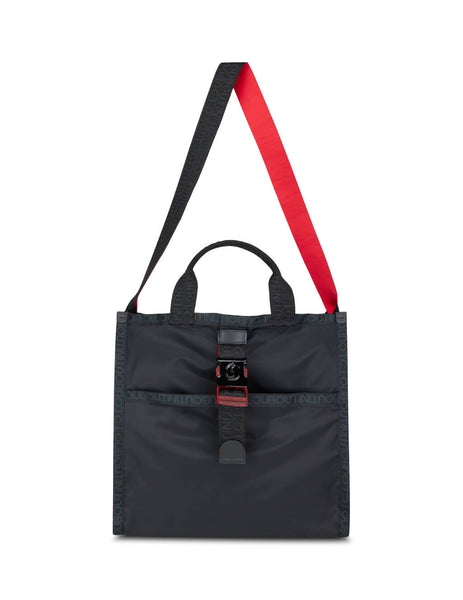 Men's Black Christian Louboutin Loubiclic Tote Bag 3195231B260