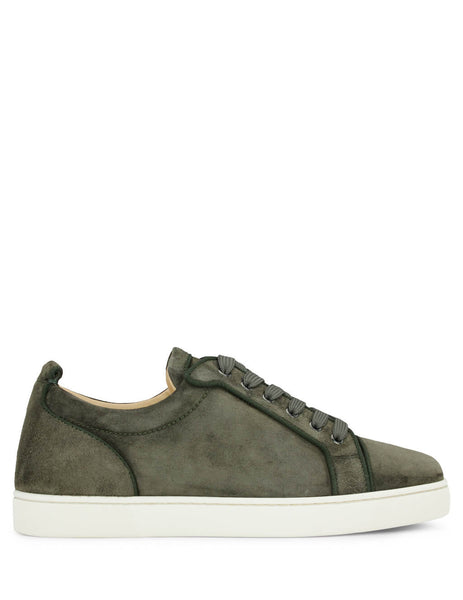 Christian Louboutin Men's Giulio Fashion Louis Junior Orlato Sneakers 3190824E315