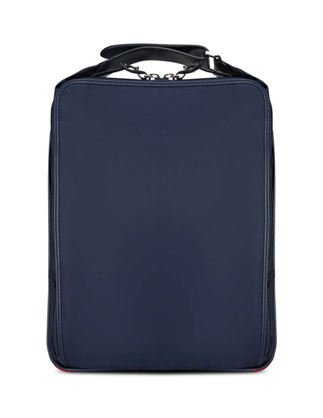 Christian Louboutin Men's Giulio Fashion Navy Hop'N Zip Backpack 1205124U465