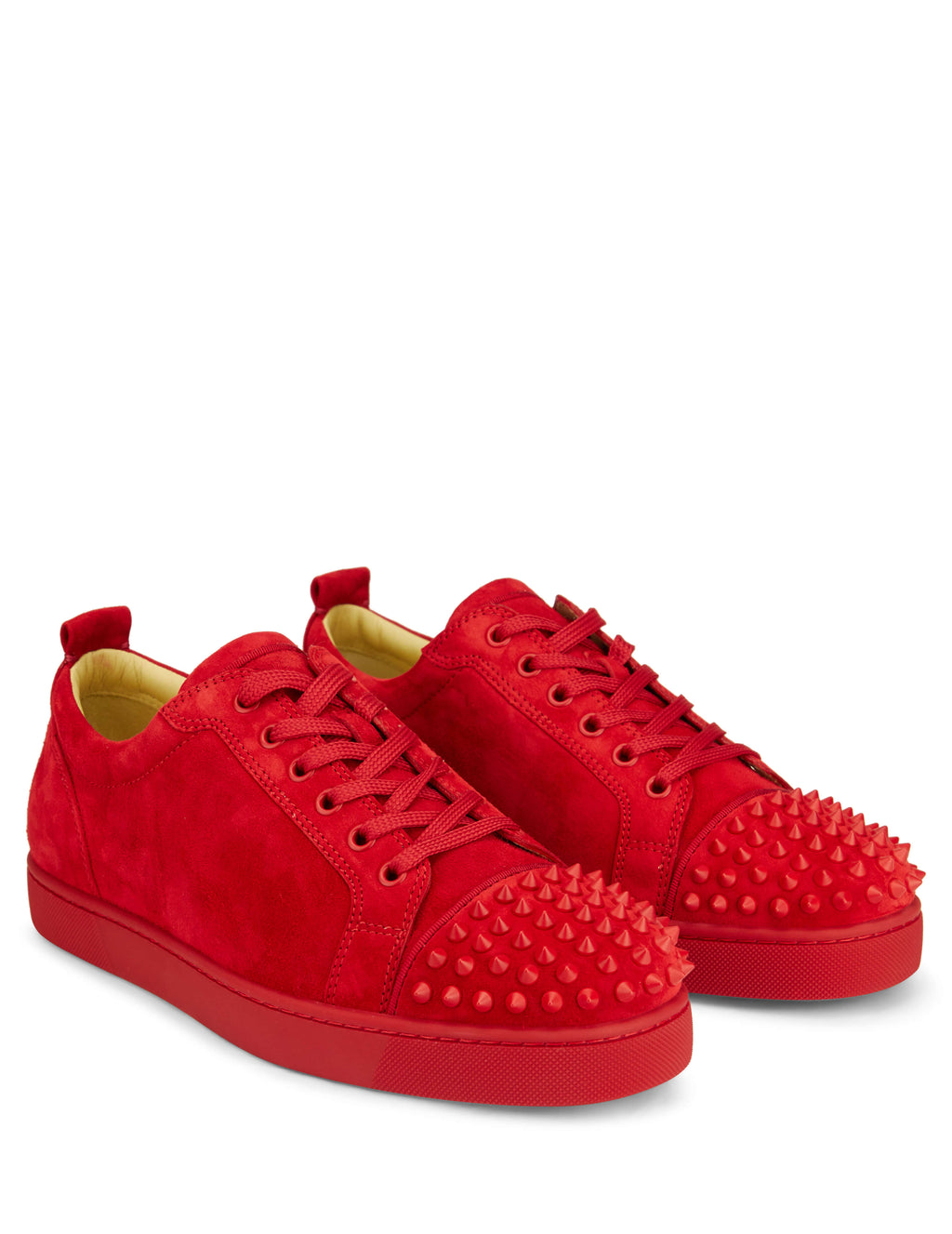 quality design 7959e f0b33 Christian Louboutin Men's Red Spikes Sneakers ...