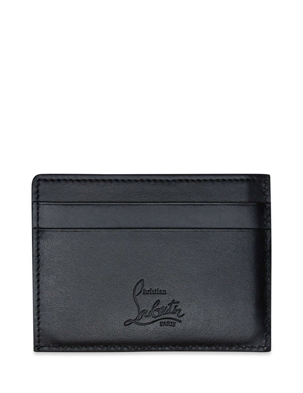 Christian Louboutin Love Card Holder Black 3185243bk01 Men's Giulio Fashion