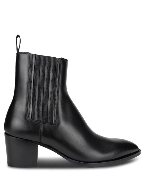 Christian Louboutin Men's Black William Boots 3201259BK01