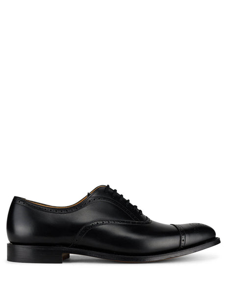 Church's Men's Black Leather Toronto Oxford Shoes EEB027 9AFW F0AAB