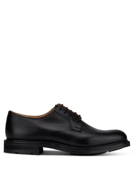 Church's Men's Black Woodbridge Loafers EEC185_9AHC_F0CY2