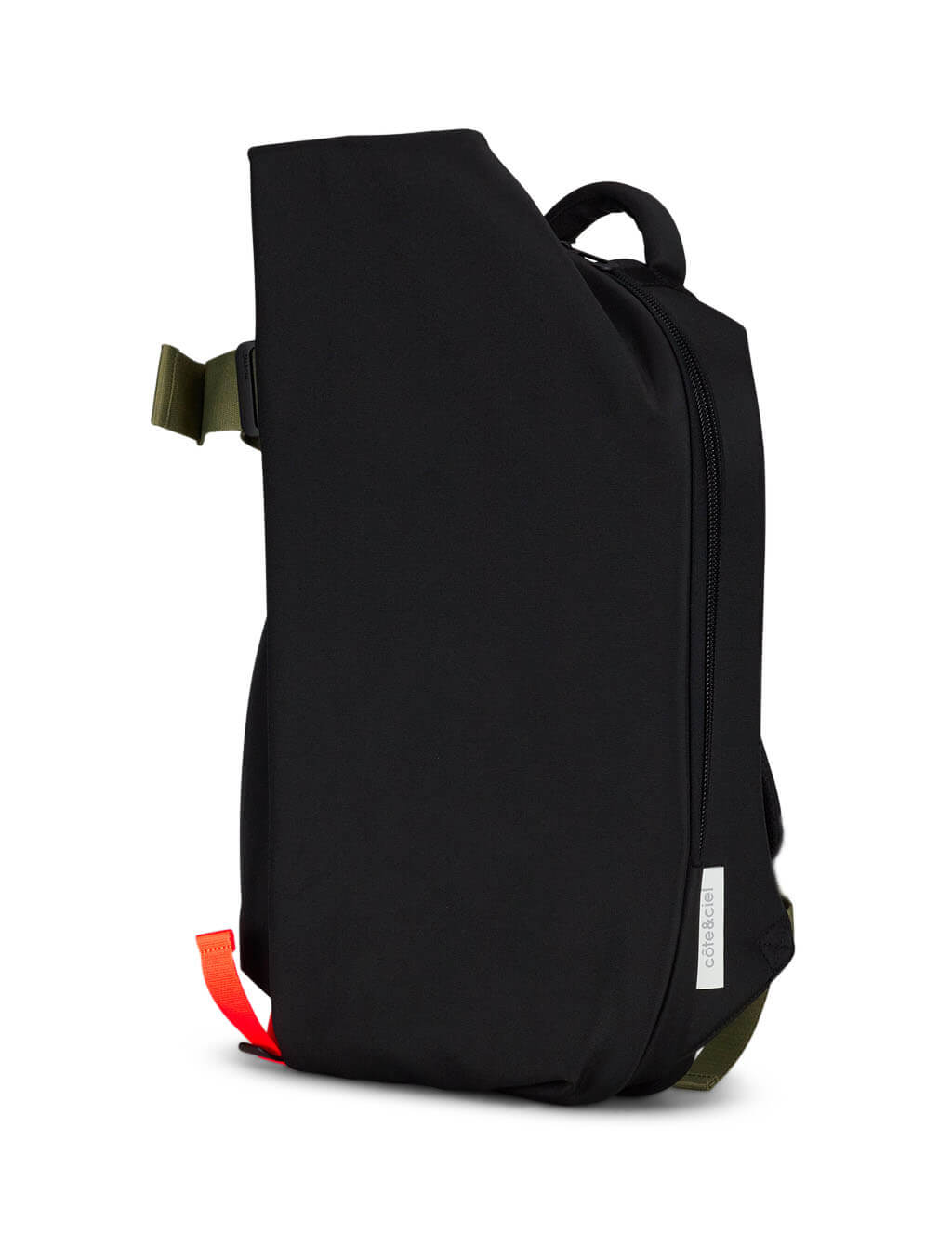 Black côte&ciel Isar M Smooth Backpack 28831