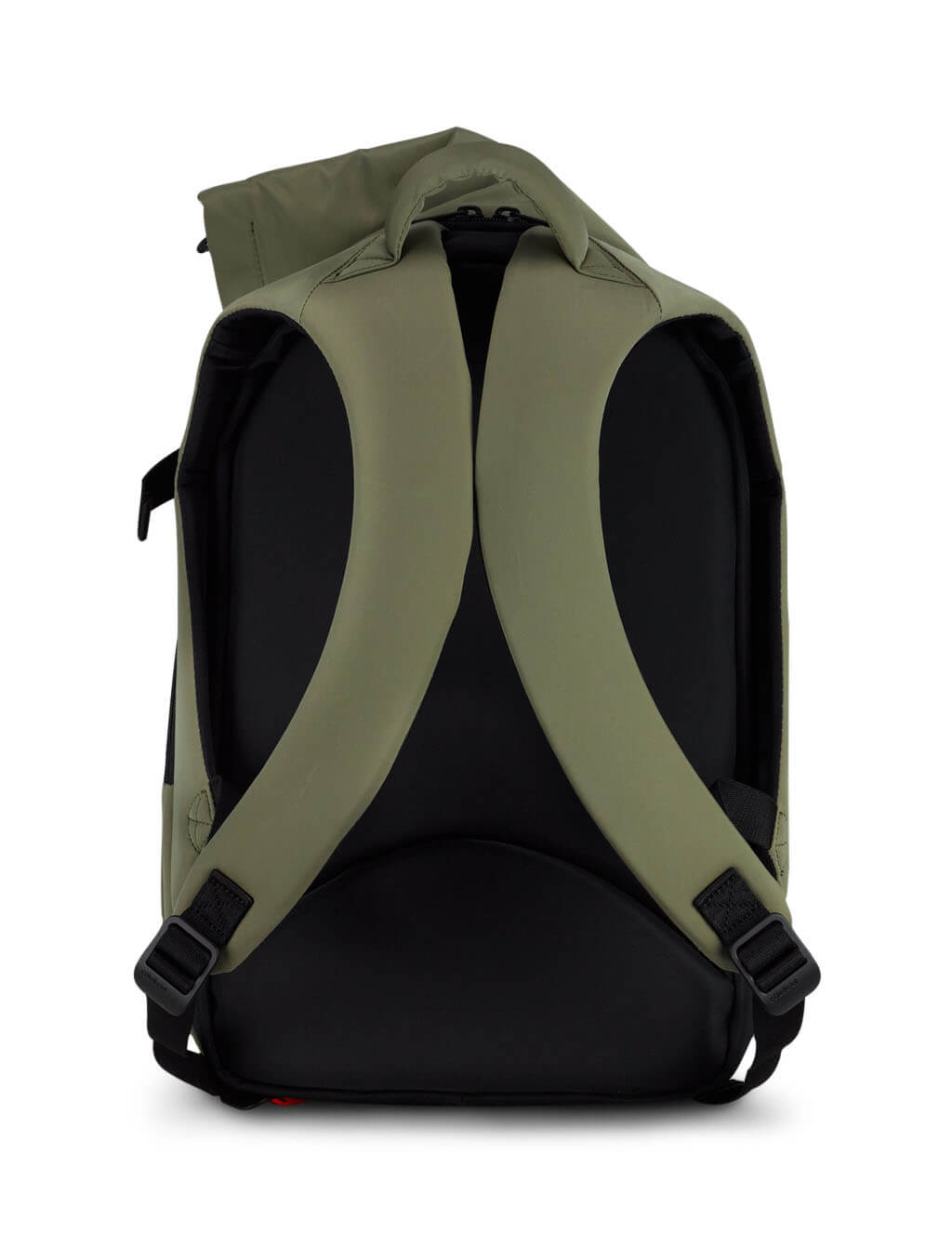 Khaki côte&ciel Isar S Smooth Backpack 28840