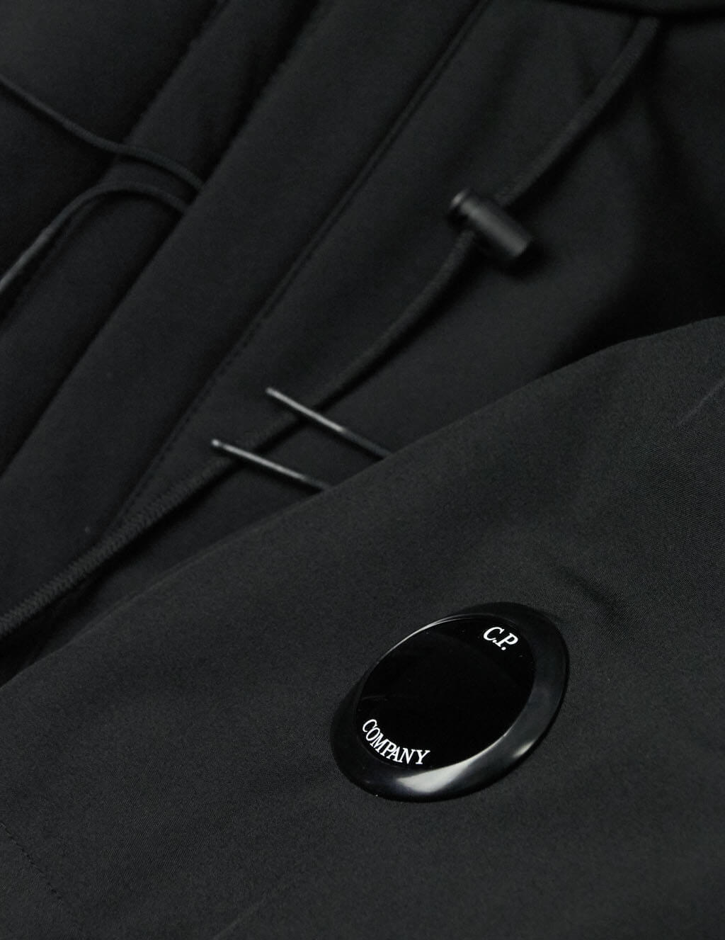 Tech Lens Windbreaker Jacket