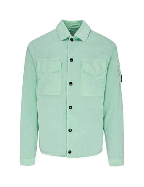 Men's Frost C.P. Company Lens Over Shirt OS028A005153G604