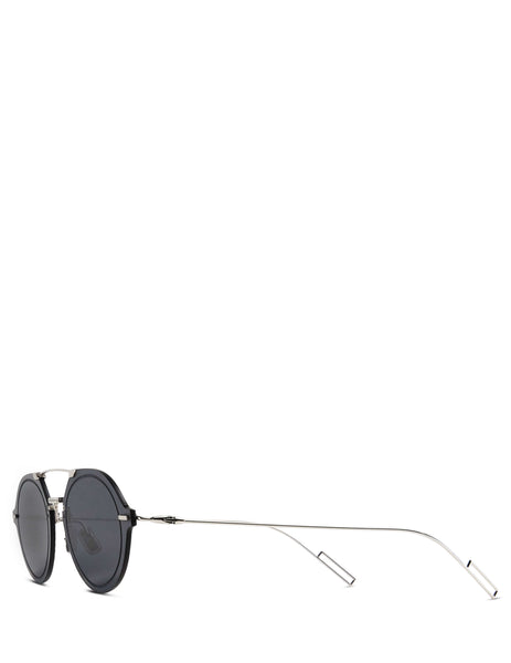 Dior Homme Eyewear Men's Giulio Fashion Black DiorChroma3 Sunglasses DIORCHROMA3010