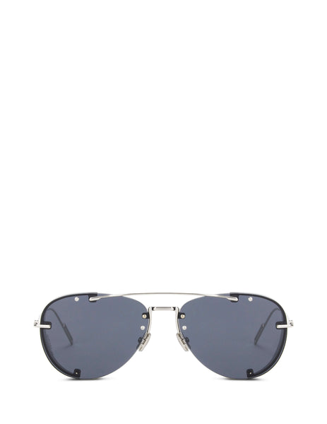 Dior Homme Eyewear Men's Giulio Fashion Grey DiorChroma1 Sunglasses DIORCHROMA1010