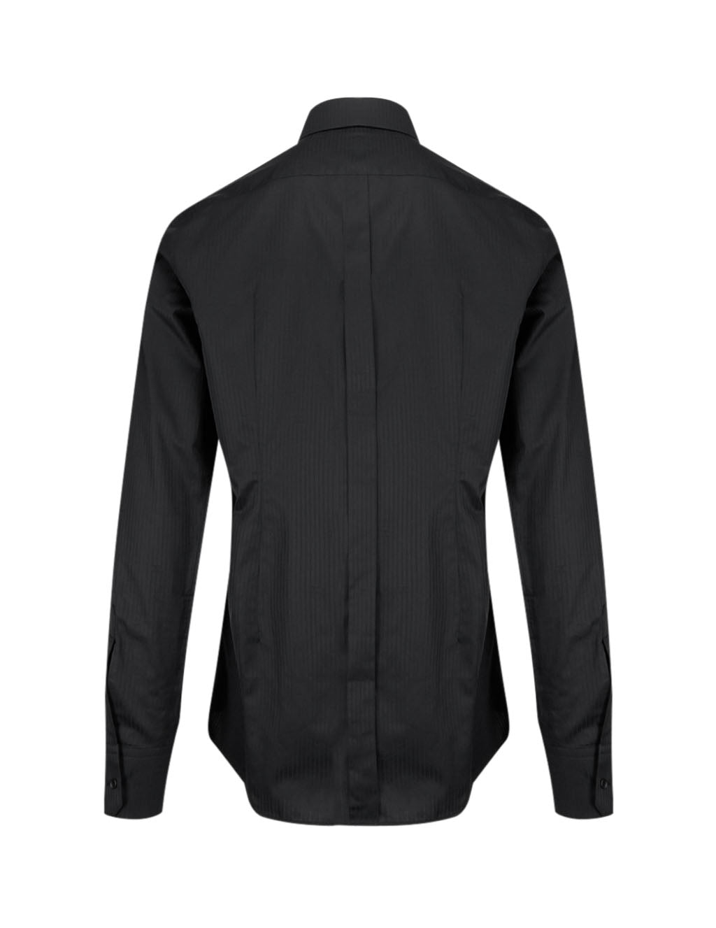 Dolce&Gabbana Men's Giulio Fashion Black Tailored Shirt G5EJ0TFR5XZN0000