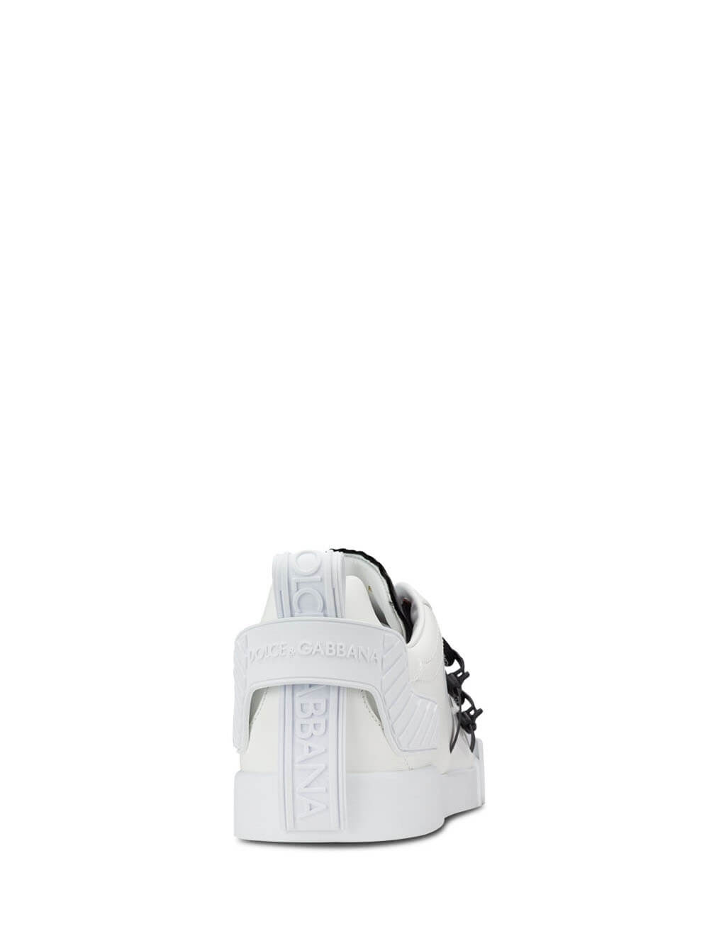 Dolce&Gabbana Men's Giulio Fashion White Portofino Sneakers CS1783AJ98689697
