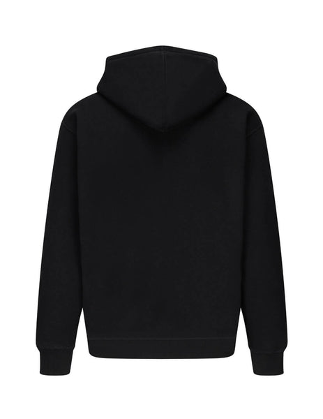 Dsquared2 Men's Giulio Fashion Black CD Signature Hoodie S74GU0428S25476900