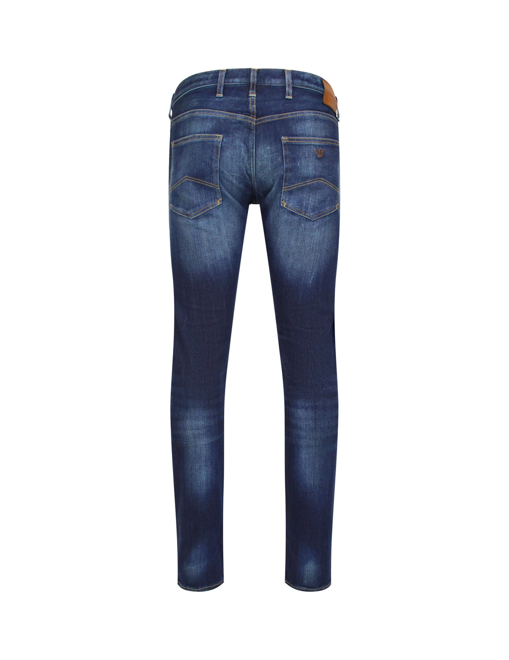 Emporio Armani Men's Giulio Fashion Dark Wash Blue J10 Denim Jeans 371J101D75Z0941