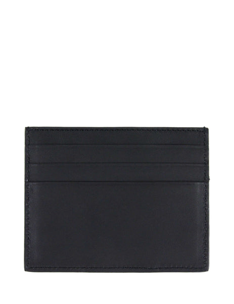 Fendi FF Logo Cardholder Black 7m0164a18af0saj Men's Giulio Fashion