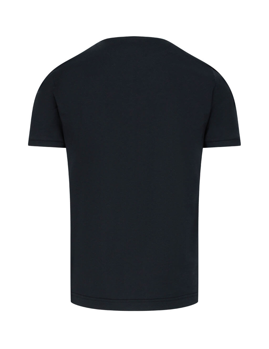 Fendi Men's Giulio Fashion Black Jersey T-Shirt FY0894AAOSF0QA1
