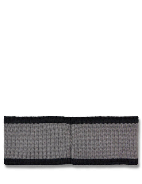 Fendi Men's Giulio Fashion Grey Logo Headband FXQ056A88MF17QE
