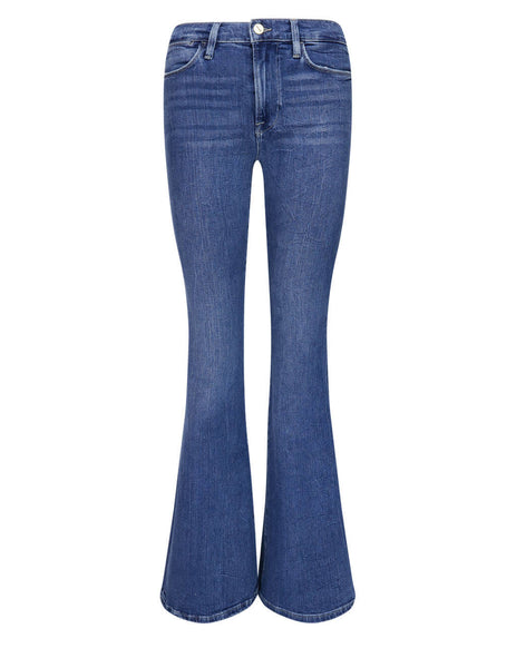 Women's Frame Le High Flare Jeans in Van Ness - LHF793-VANN