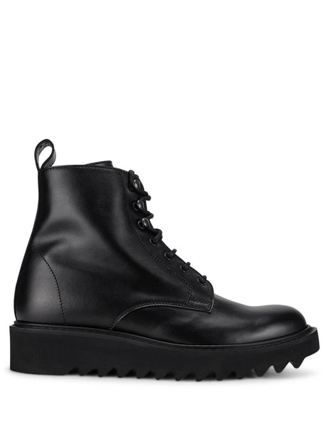 Giuseppe Zanotti Men's Black Nevada Booties IU00005001