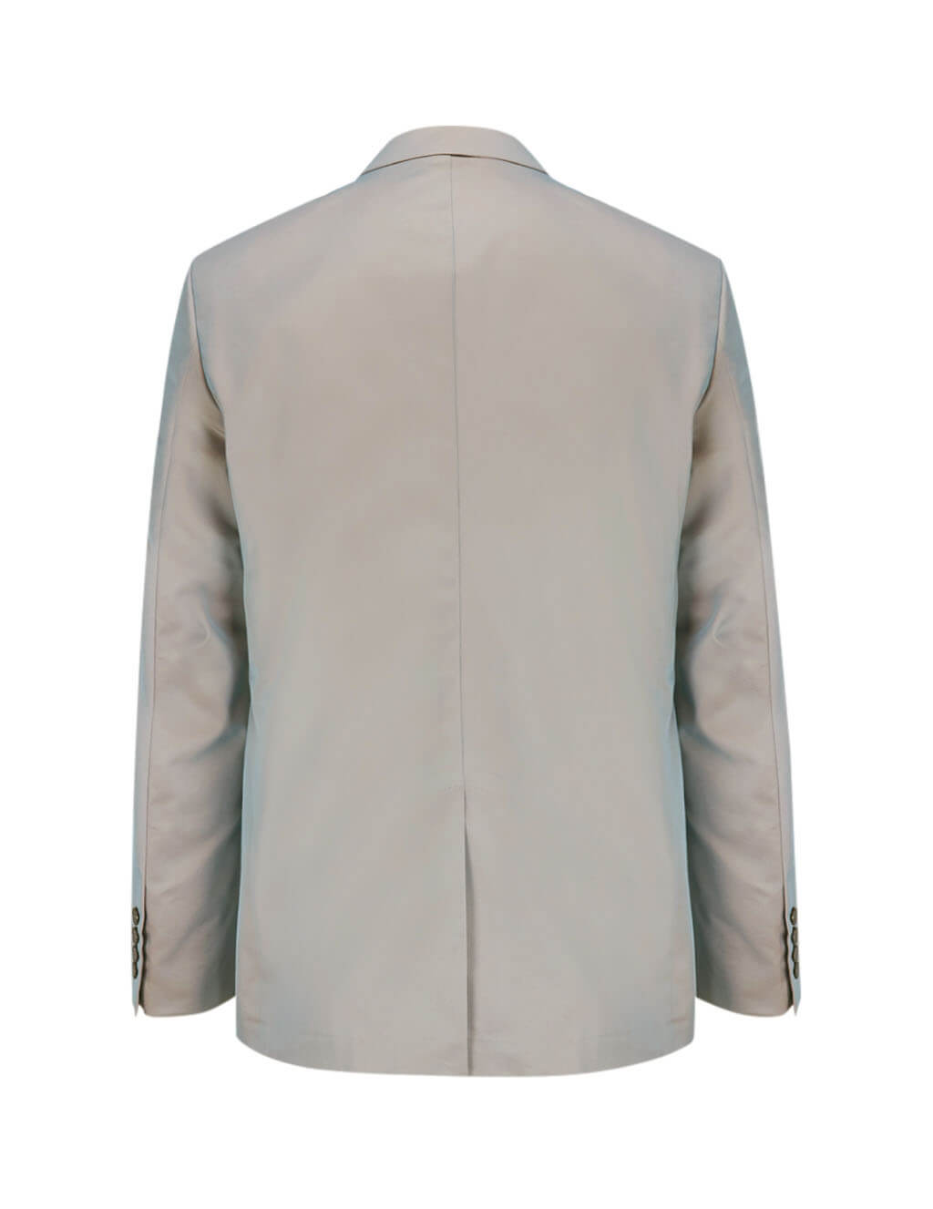 Givenchy Men's Grey Technical Iridescent Jacket BM307812M8 840