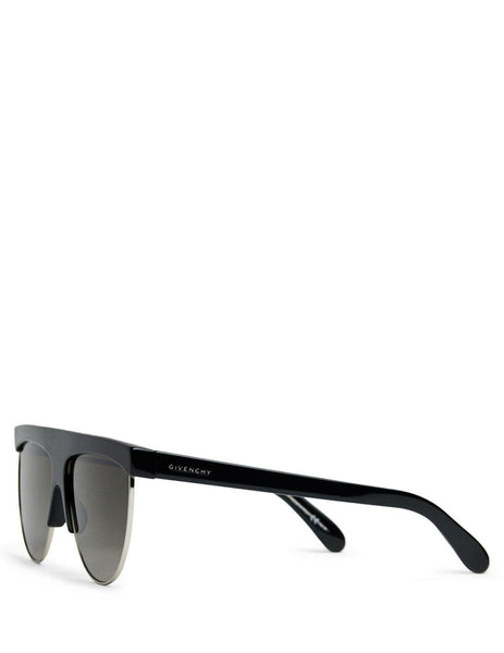 Givenchy Women's Giulio Fashion Black 7118 Sunglasses GV7118GS010
