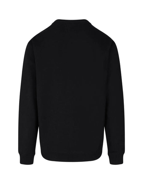 Men's Givenchy 3-D Sweatshirt in Black. BMJ07Z30AF-001