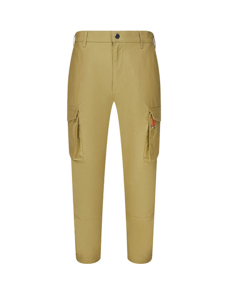 Givenchy Men's Giulio Fashion Beige Cargo Trousers BM50L911YS-260
