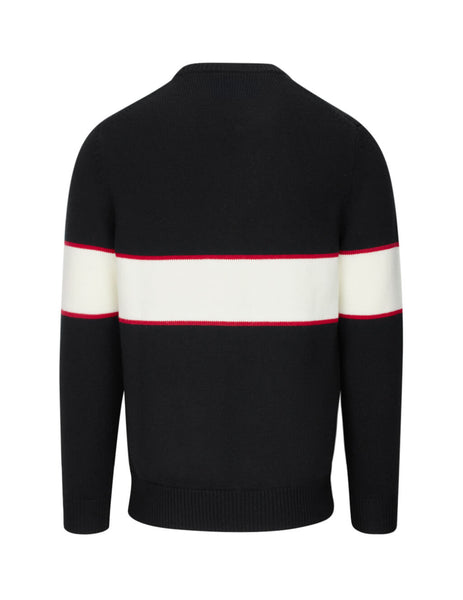 Contrast Band Jumper