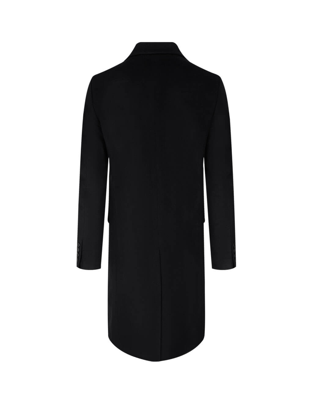 Givenchy Men's Black G Pin Coat BMC04U12Y0-001