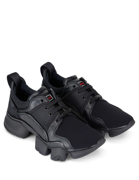 Givenchy Men's Giulio Fashion Black Jaw Low Sneakers BH001NH09M001