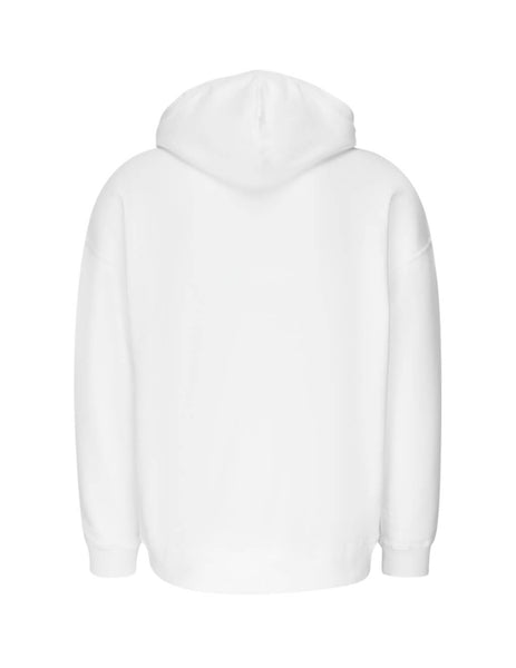 Givenchy Men's Giulio Fashion White Label Hoodie BMJ05430AF100