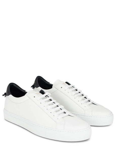 Givenchy Men's White Urban Street Sneakers BH0002H0FS