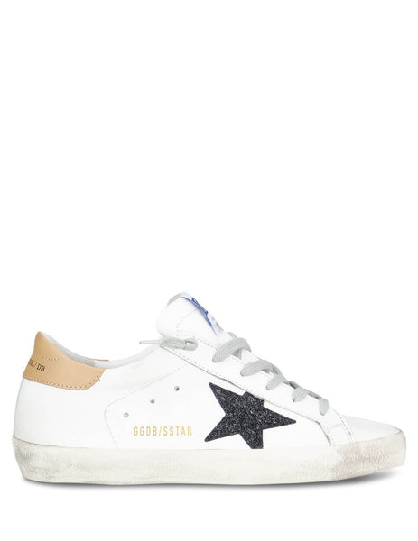 Golden Goose Deluxe Brand Women's Giulio Fashion White Superstar Sneakers G35WS590O82