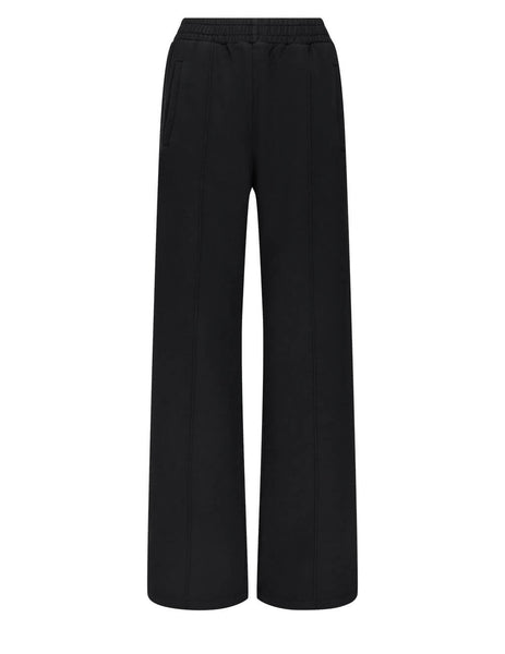 Women's Golden Goose Britney Sweatpants in Black - GWP00531P00020690100