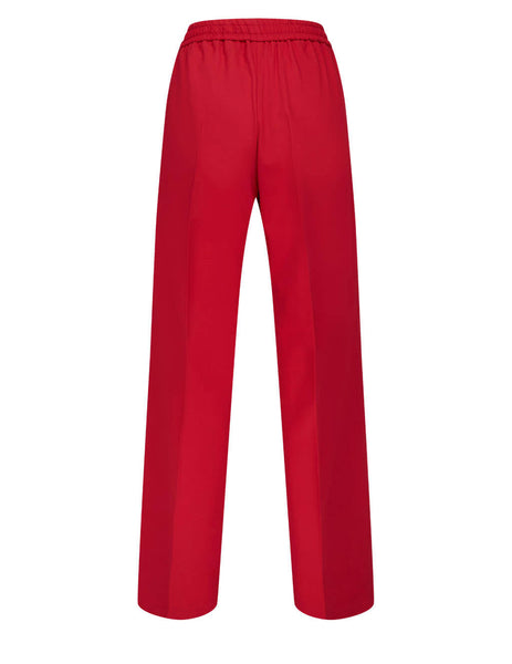 Golden Goose Women's Tango Red Brittany Trousers GWP00605.P000180.40263
