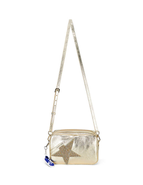 Golden Goose Deluxe Brand Women's Giulio Fashion Gold Star Bag G36WA881.B6
