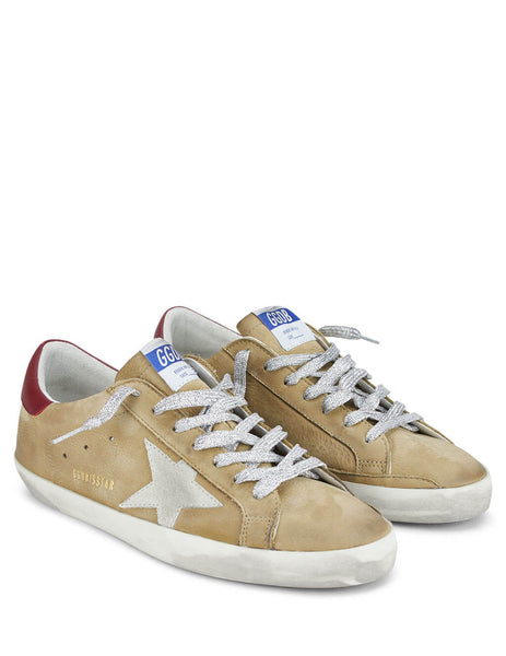 Golden Goose Deluxe Brand Men's Superstar Sneakers GMF00101.F000587.80487