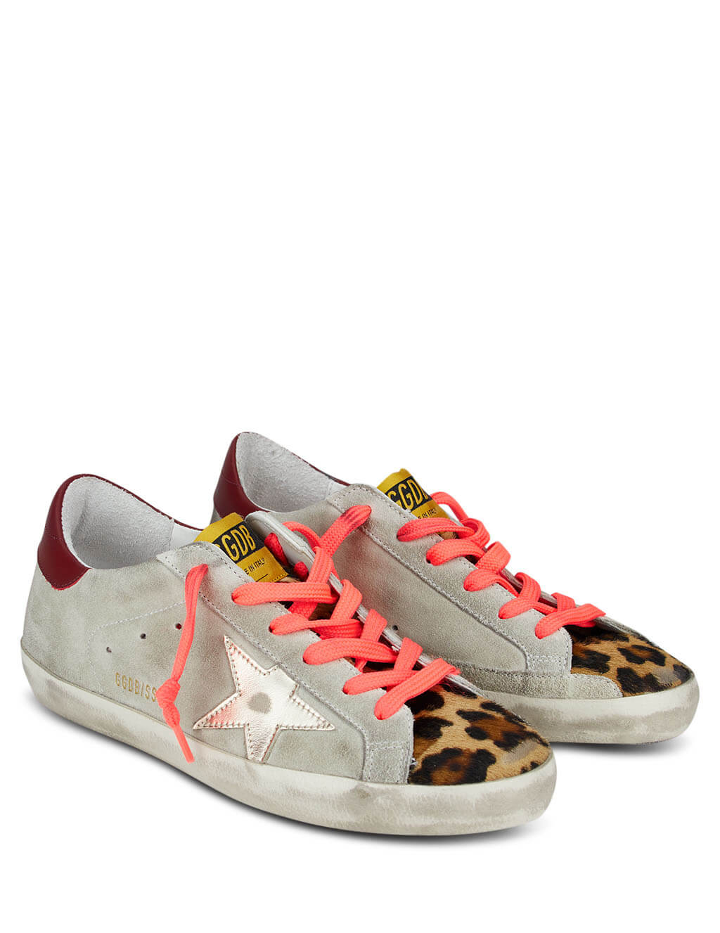 Women's Beige Suede Golden Goose Superstar Sneakers GWF00101.F000192.80216